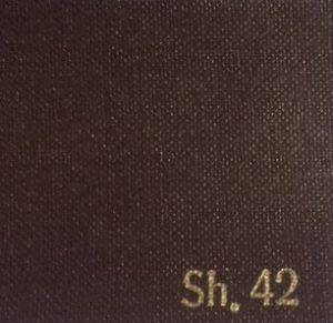 Dark Brown Sh42