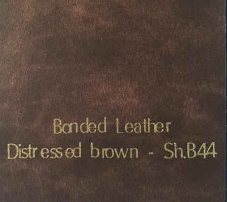 Distressed Brown B44