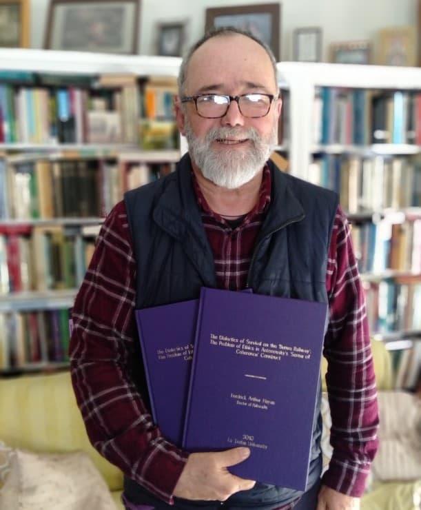 thesis binding wellington